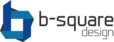 b-squaredesign Retina Logo