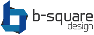 b-squaredesign Logo